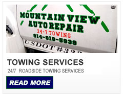 24-7 Towing Service Johnstown PA