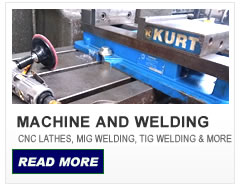 Machine and Welding Service Windber PA